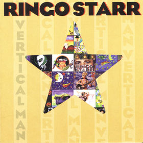 Ringo Starr, Vertical Man, 00731455859829