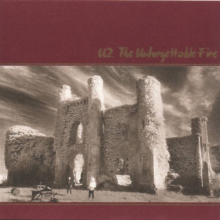 The Unforgettable Fire 0042282289825