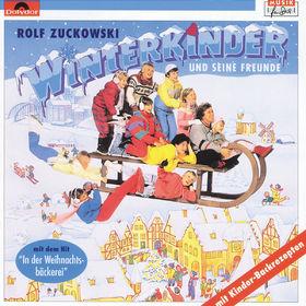 Rolf Zuckowski, Winterkinder...Auf Der Suche Nach Weihnachten, 00042283373921
