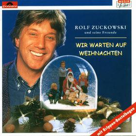 Rolf Zuckowski, Wir warten auf Weihnachten, 00042283374126