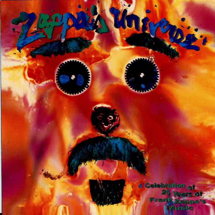 Zappa's Universe 0731451357529