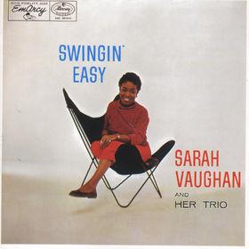 Sarah Vaughan, Swinging' Easy, 00731451407222