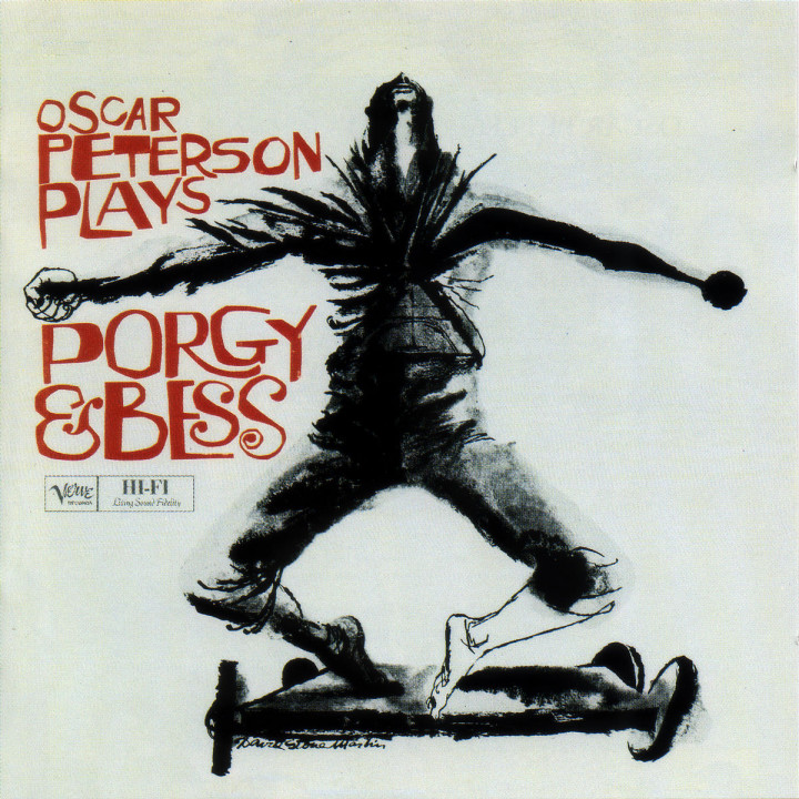Oscar Peterson Plays Porgy and Bess 0731451980723