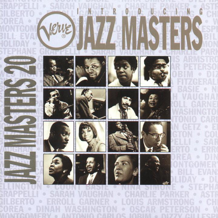 Verve Jazz Masters 20 0731451985326