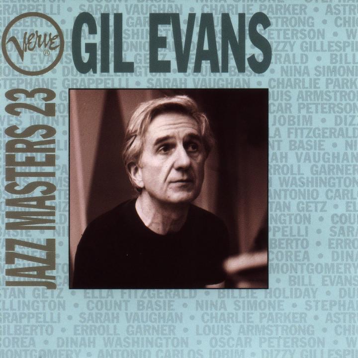 Verve Jazz Masters 23: Gil Evans 0731452186023