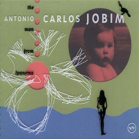 Antonio Carlos Jobim, The Man From Ipanema, 00731452588029
