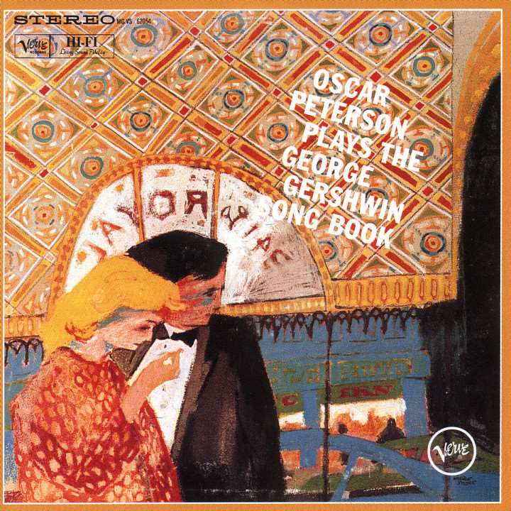 Oscar Peterson Plays The George Gershwin Songbook 0731452969822