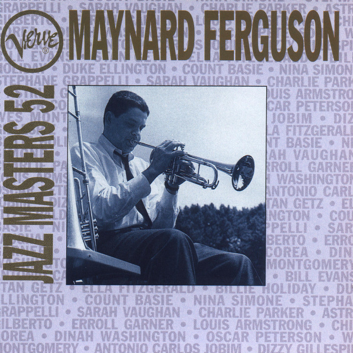 Verve Jazz Masters 52:  Maynard Ferguson 0731452990523