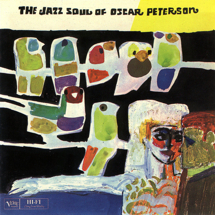 The Jazz Soul Of Oscar Peterson - Affinity 0731453310021