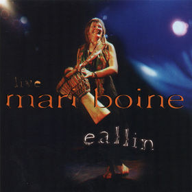Mari Boine, Eallin - Live, 00731453379923