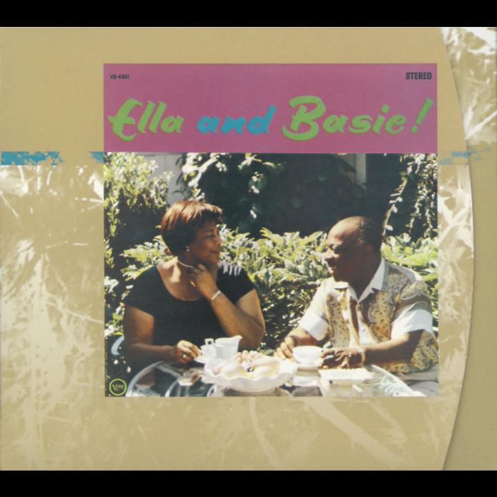 Ella And Basie 0731453905926