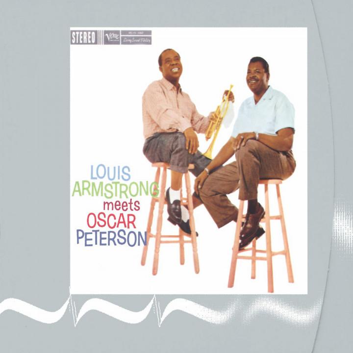 Louis Armstrong Meets Oscar Peterson 0731453906020
