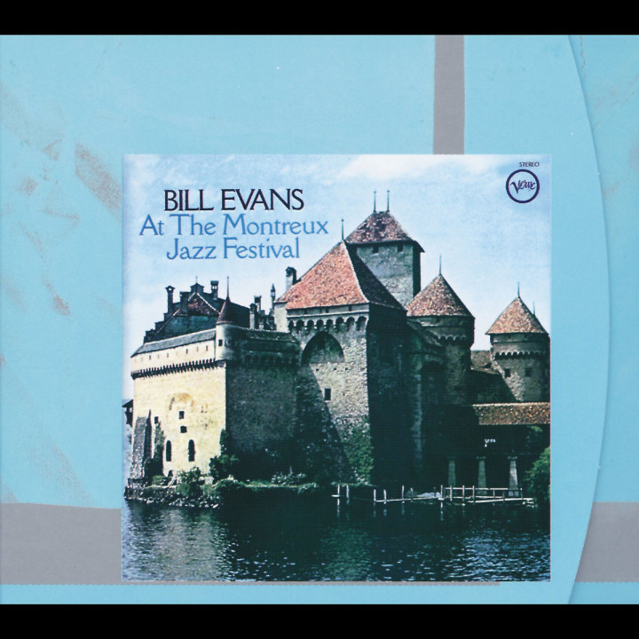 Bill Evans at the Montreaux Festival 0731453975824