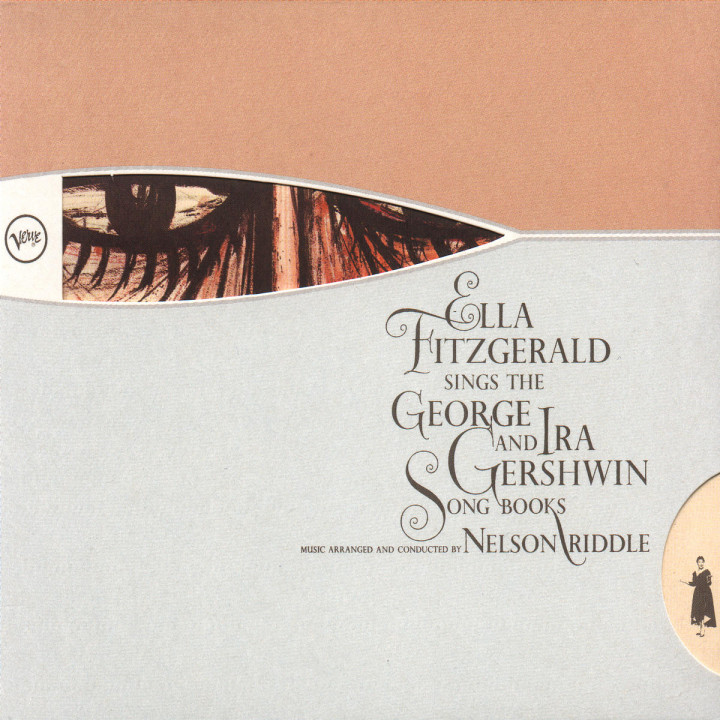 Ella Fitzgerald Sings The George And Ira Gershwin Song Book 0731453975927