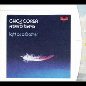 Chick Corea, Light As A Feather, 00731455711523
