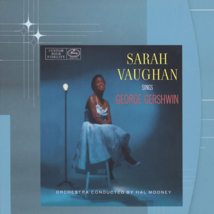 Sarah Vaughan Sings George Gershwin 0731455756720
