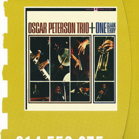 Verve Master Edition, Oscar Peterson Trio & One Clark Terry, 00731455807523