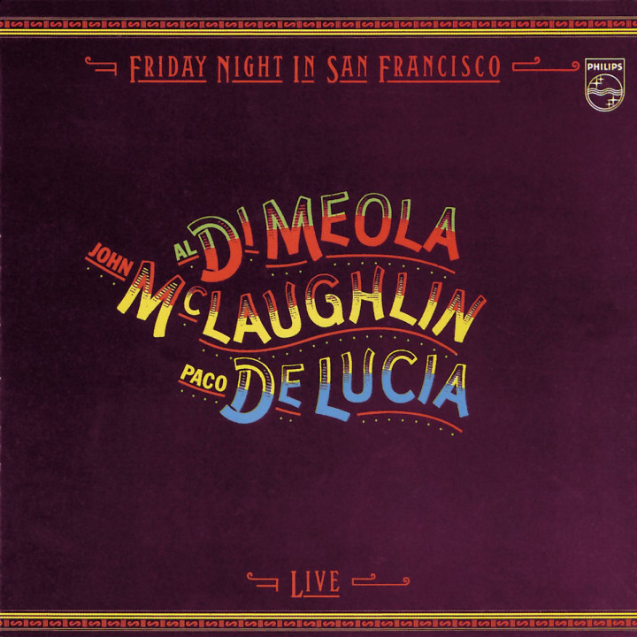 Friday Night In San Francisco 0042280004725
