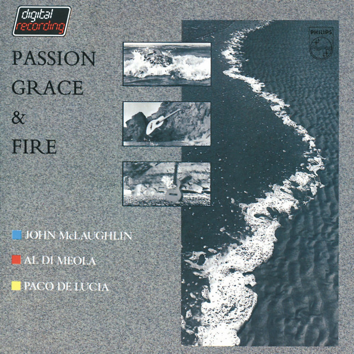 Passion Grace And Fire 0042281133428