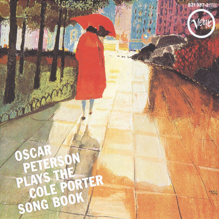 Oscar Peterson Plays The Cole Porter Song Book 0042282198723