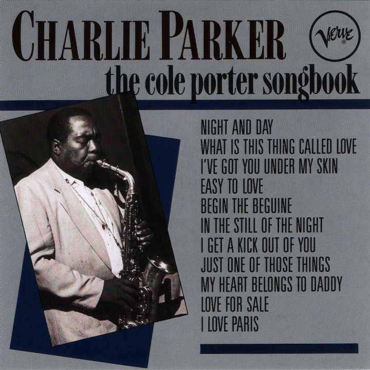 Charlie Parker - The Cole Porter Songbook 0042282325020