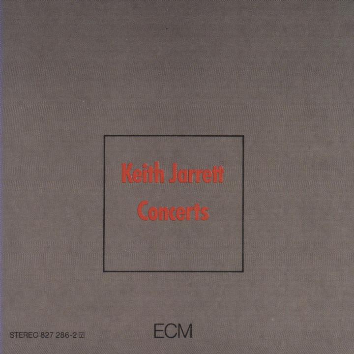 Keith Jarrett:Concerts 0042282728625