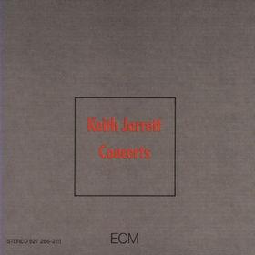 Keith Jarrett, Concerts, 00042282728623