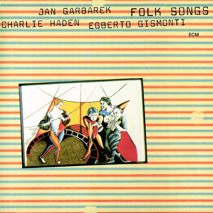 Folk Songs 0042282770529