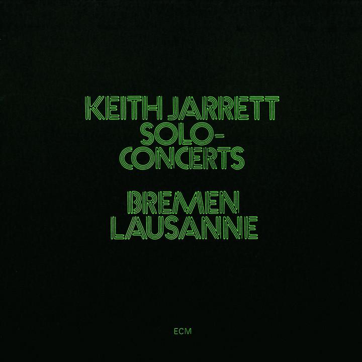Keith Jarrett: Solo Concerts Bremen / Lausanne 0042282774729