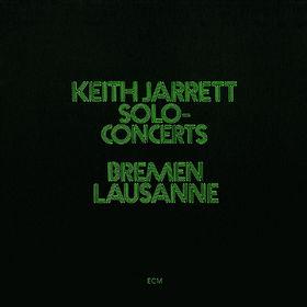 Keith Jarrett, Solo Concerts, 00042282774729