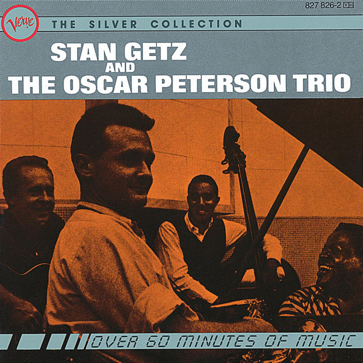 Stan Getz And The Oscar Peterson Trio 0042282782627
