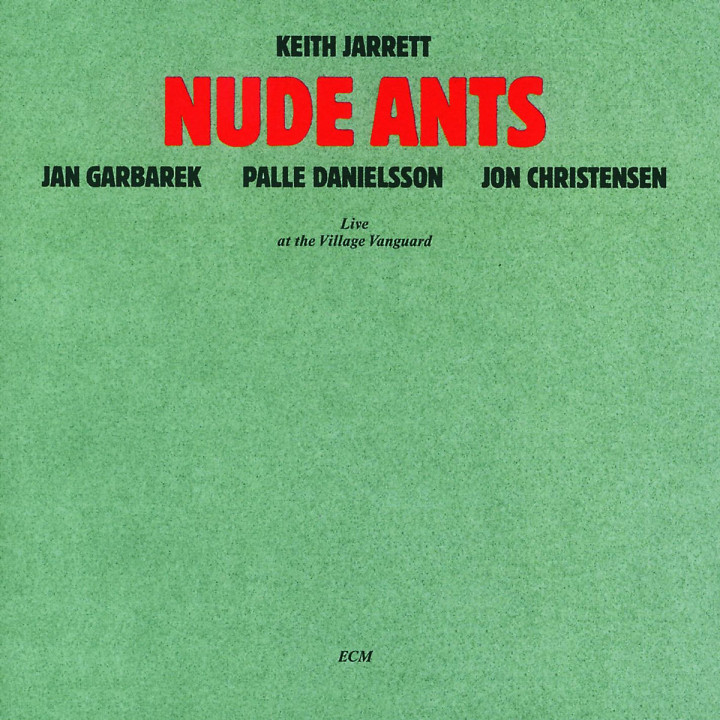 Nude Ants 0042282911926