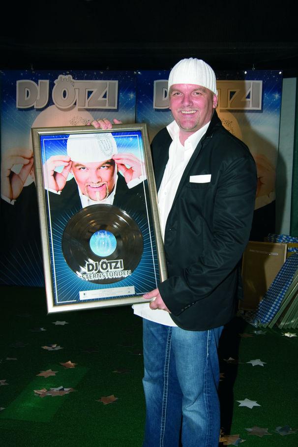 DJ Ötzi, Edelmetalle bescheren weitere Sternstunden