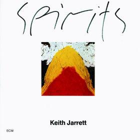 Keith Jarrett, Spirits, 00042282946720