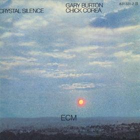 Chick Corea, Crystal Silence, 00042283133129