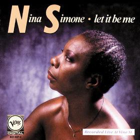 Nina Simone, Let It Be Me, 00042283143722