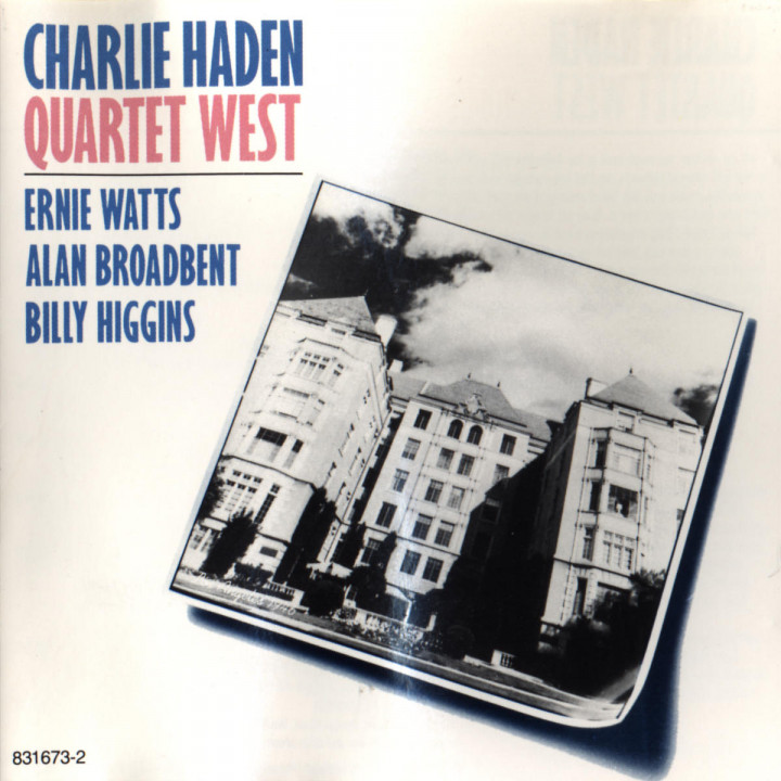 Charlie Haden - Quartet West 0042283167324