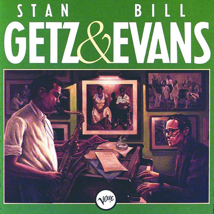 Stan Getz & Bill Evans 0042283380222