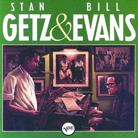 Stan Getz, Stan Getz & Bill Evans, 00042283380226