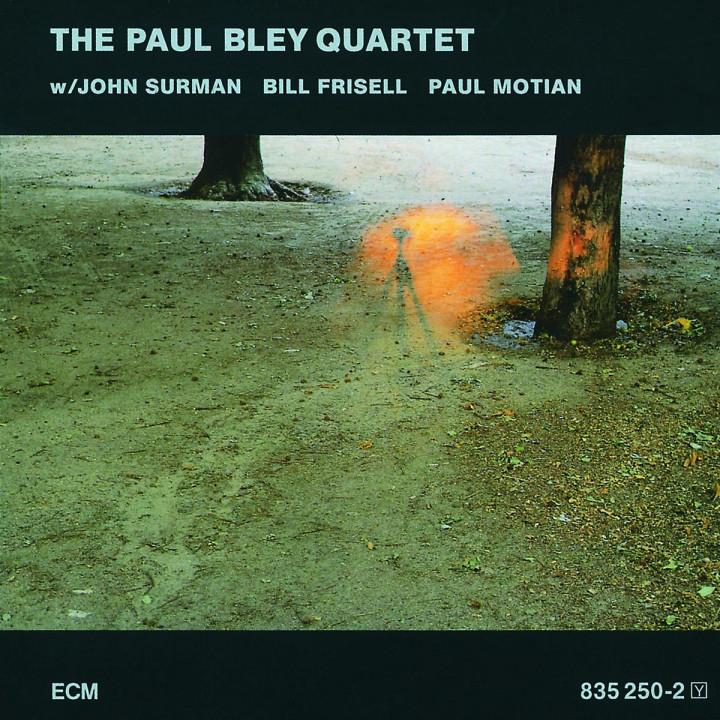 The Paul Bley Quartet 0042283525025