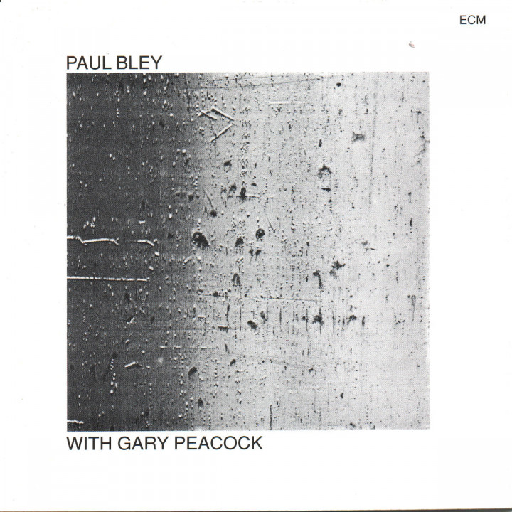 Paul Bley with Gary Peacock 0042284316220