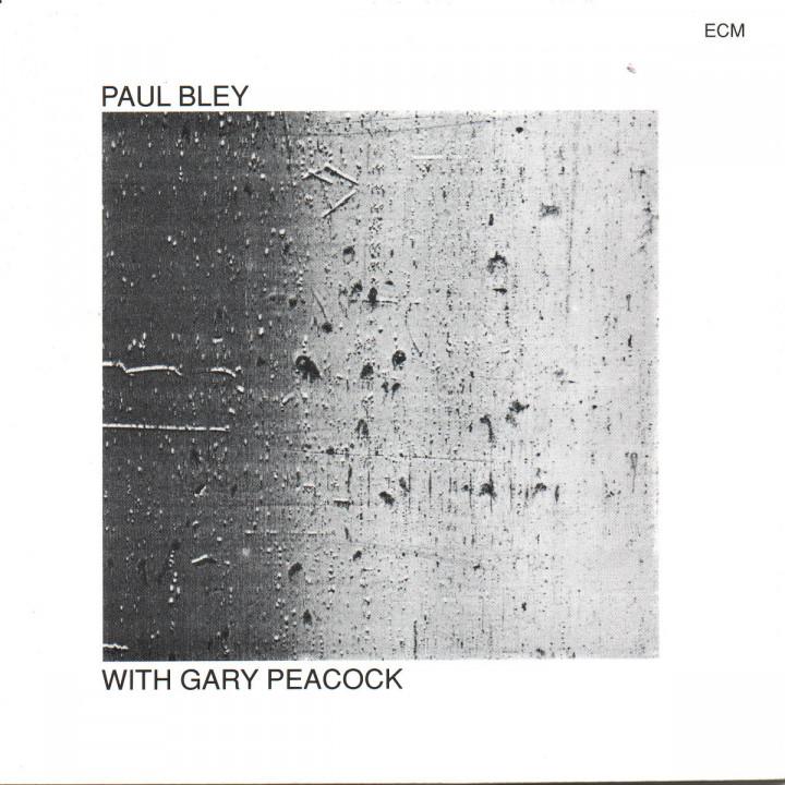 Paul Bley with Gary Peacock 0042284316220