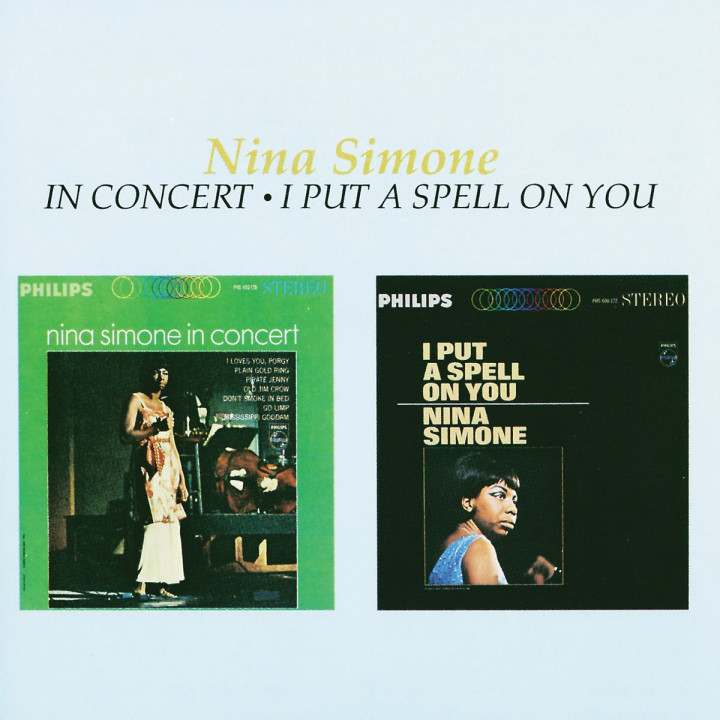 In Concert; I Put A Spell On You 0042284654326