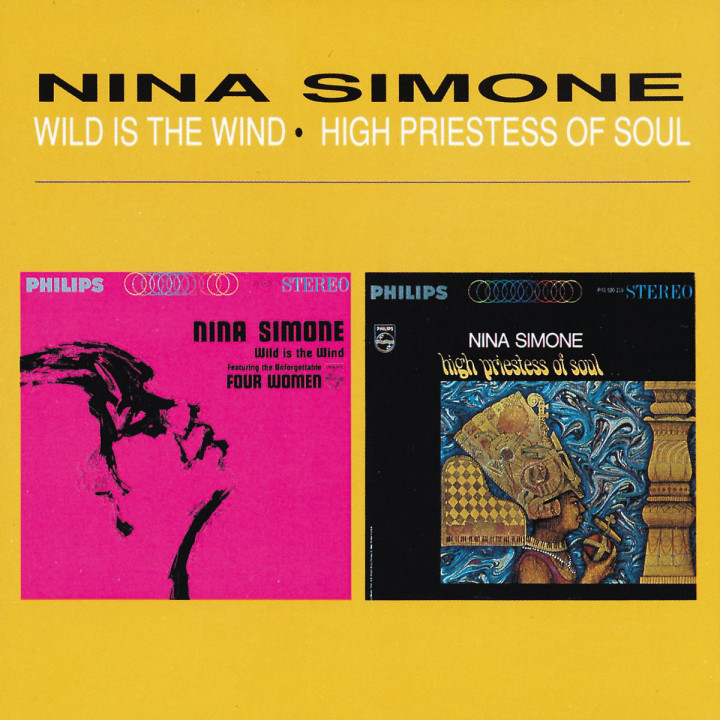 Wild Is The Wind; High Priestess Of Soul 0042284689227