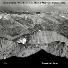 Jan Garbarek, Ragas And Sagas, 00731451126321