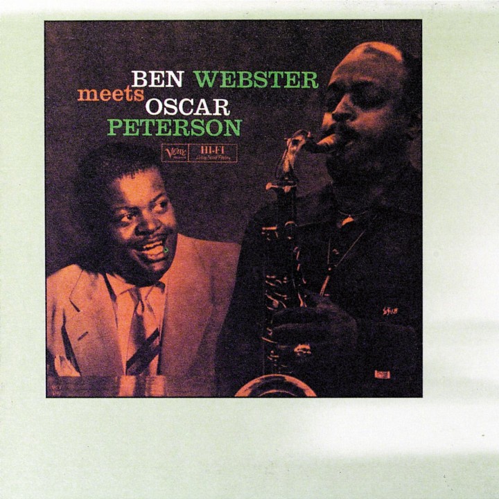 Ben Webster Meets Oscar Petersen 0731452144823