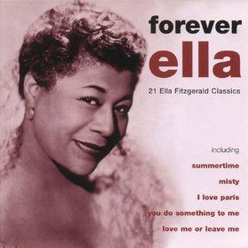 Ella Fitzgerald, Forever Ella, 00731452938725