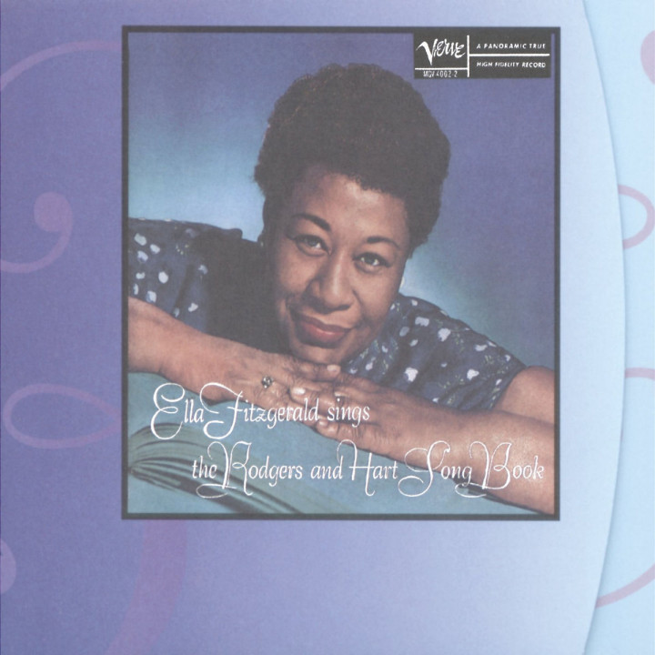 Ella Fitzgerald Sings The Rodgers And Hart Songbook 0731453725827