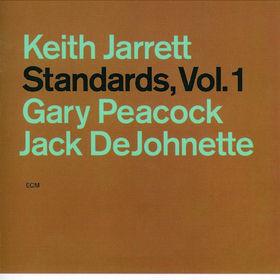 Keith Jarrett, Standards (Vol. 1), 00042281196621