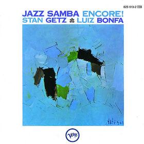 Stan Getz, Jazz Samba Encore, 00042282361325